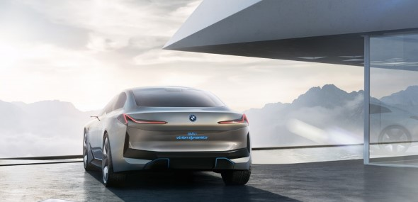 BMW i4 Gran Coupe