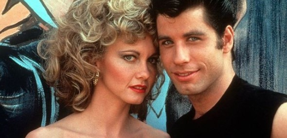 Grease-Outfit Olivia Newton-John
