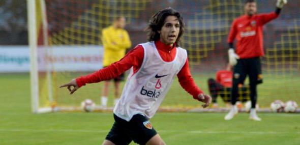 Jüngster Torschütze der Süper Lig