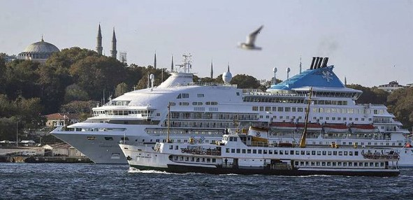 Kreuzfahrthafen Galataport Istanbul