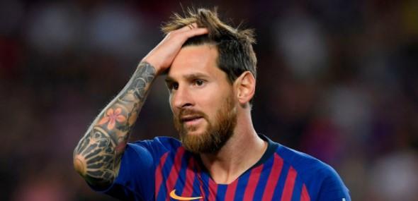 Lionel Messi Extraklasse