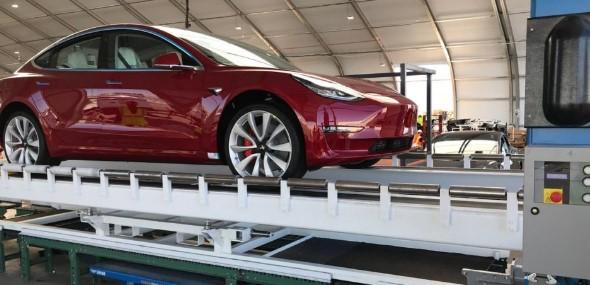 Tesla-Fabrik Gigafactory Europe Berlin