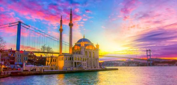 Top 10 der Reisestädte Istanbul