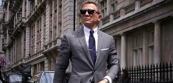 Trailer James-Bond-Film No Time To Die