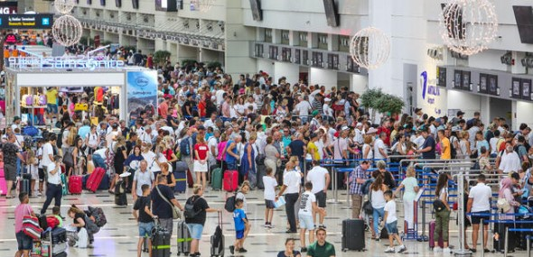 Touristenrekord Antalya