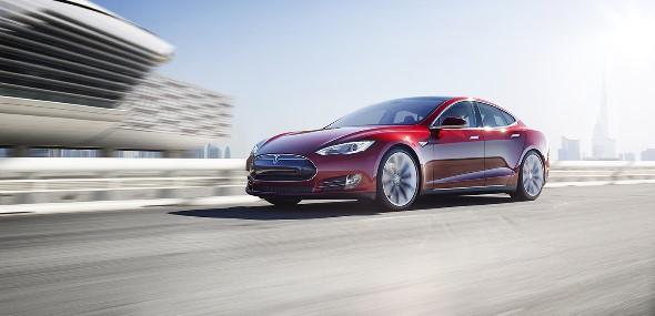 Unternehmenswert von Tesla