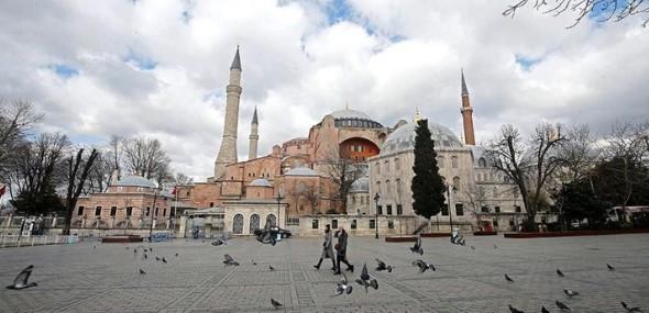 Corona-Zahlen für die Türkei