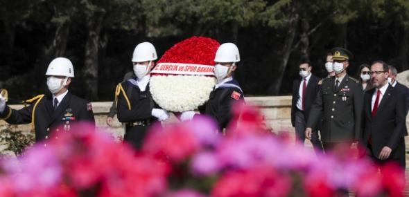 Nationalfeiertag - Atatürk-Gedenk-, Jugend- und Sporttag