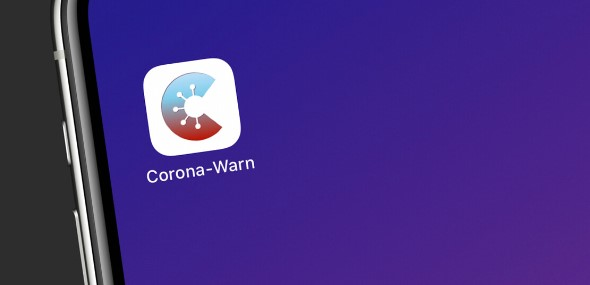 Deutsche COVID-19-Warn-App