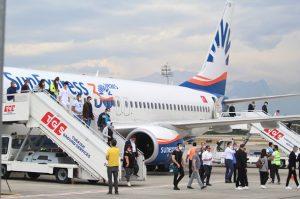 SunExpress fliegen wieder Türkei
