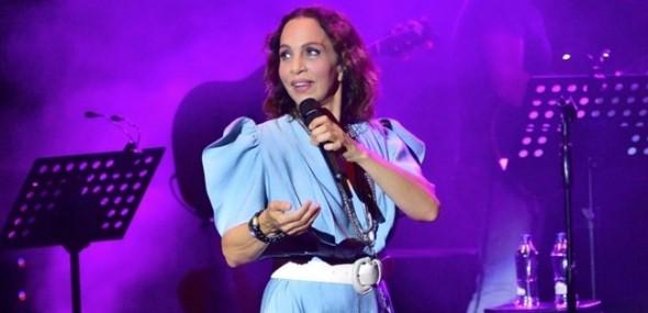 Kerkisolfej-Konzerte Sertab Erener
