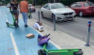 Türkei Verkehrsunfälle E-Scooter