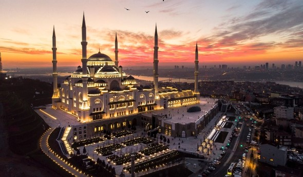 Camlica-Moschee Istanbul