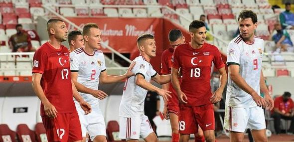 Türkei verliert Nations-League-Auftakt