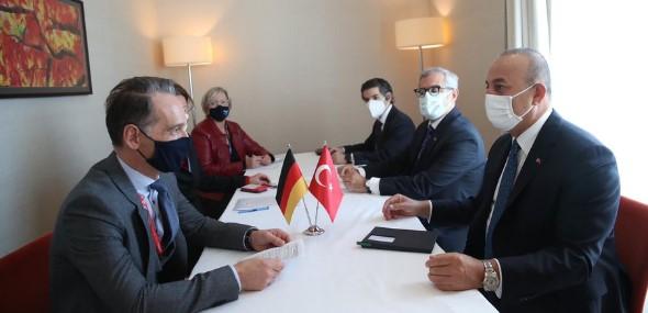 Heiko Maas nach Sicherheitsforum Ankara