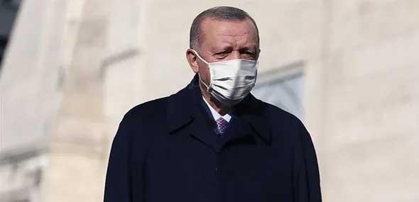 Corona-Lage Türkei Erdogan