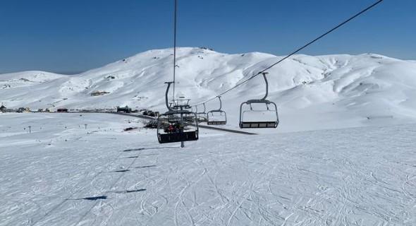 Skigebiet Erciyes