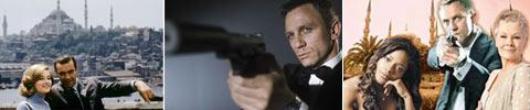 James Bond sorgt für Ärger in Istanbul
