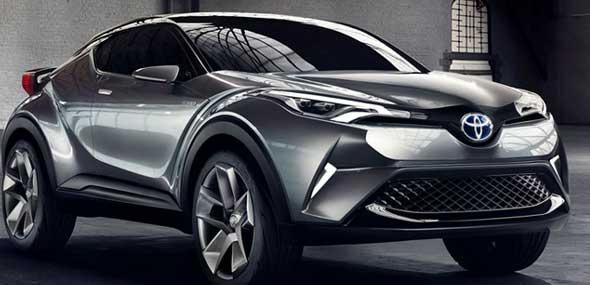 Toyota SUV Made in Turkey