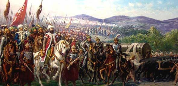 Eroberung Istanbul