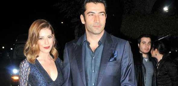 Türkisches Schauspielerpaar