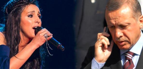Erdogan gratuliert Jamala