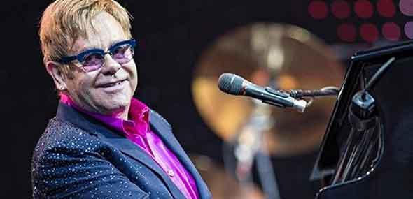 Elton John Konzert