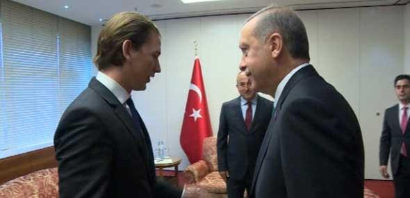 Türkisch-Österreichische Beziehung