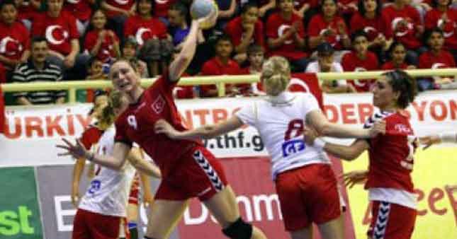 Türkische Handballerinnen