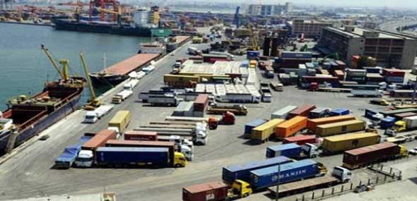 Außenhandelsdefizit