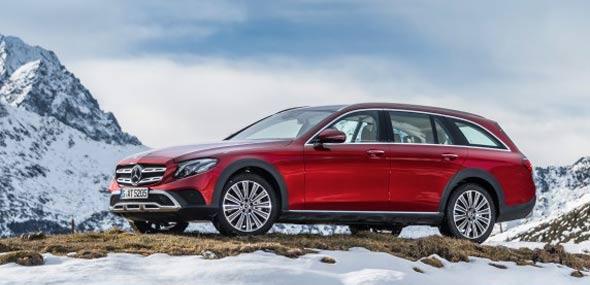 Mercedes All-Terrain