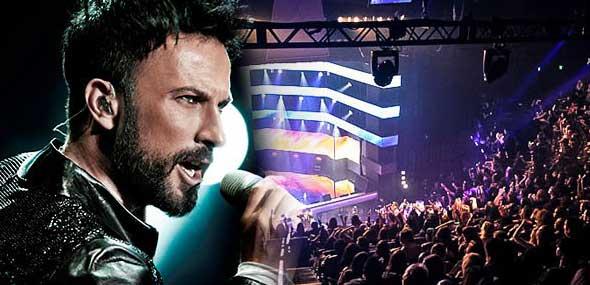 Türkischer Popstar Tarkan