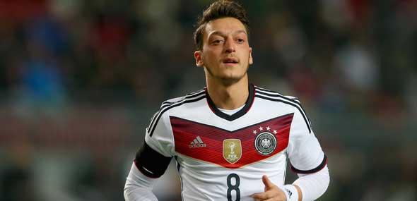 DFB-Team Mesut Özil