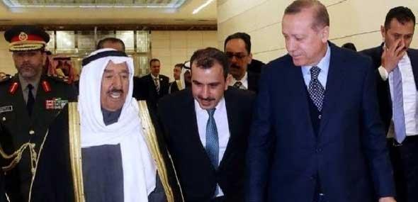 Kuwaits Emir Sabah al-Ahmad