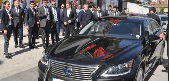 Türkischer Wirtschaftsminister