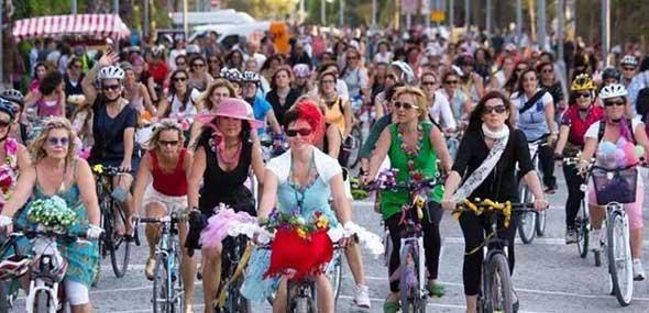 Damen-Radtour Türkei