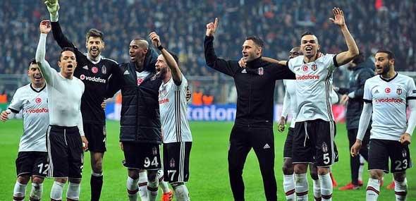 Champions League-Achtelfinale