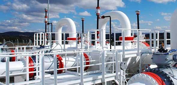 Türkeis Erdgas- und Erdölimport