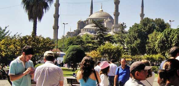 Reiseziel Türkei