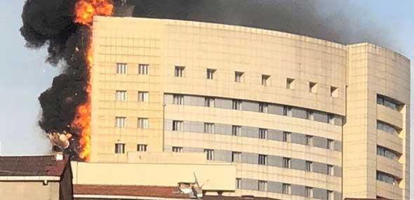 Istanbuler Krankenhaus