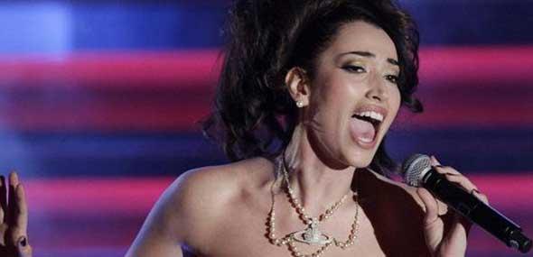 Italienische Sängerin