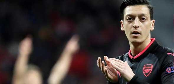 Martin Keown über Mesut Özil