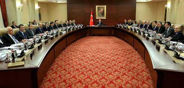 Türkische Ministerien