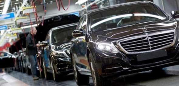 Rückrufaktion für Mercedes
