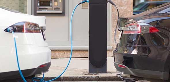Verbrennungsmotor in Elektroantrieb