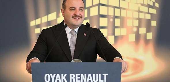 Renault Hochdruck-Aluminiumguss
