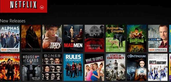 Streaming-Unternehmen Netflix