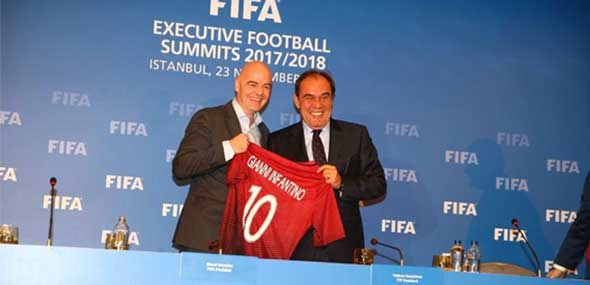 FIFA Executive Football Summit Istanbul