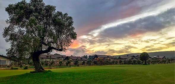 Golfanlage in Bodrum Regnum Golf & Country