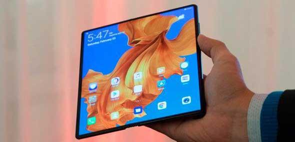 Huawei Mate X faltbares Smartphone